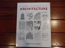 A Visual Dictionary of Architecture Text Book in Schaumburg, Illinois