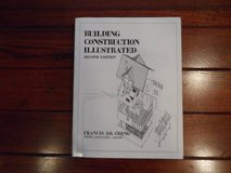 Building Construction Illustrated Text Book in Schaumburg, Illinois