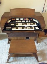Conn Trinidad Organ Model 533 With Bench in Yorkville, Illinois