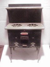 Antique Electric  stove Elektro D C Hughes & Co in San Diego, California