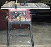 """Tradesman 10"""" Table Saw in Westmont, Illinois"""
