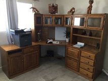 Office Desk Sectional in Yucca Valley, California