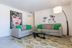 Sofa sleeper sectional - Loveseat and Pullout Couch in Yucca Valley, California