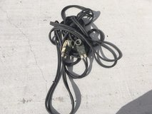 humvee m998 slave cable nato 11682379-4 military 500 amp 24 vdc jumper cable  01279 in Huntington Beach, California