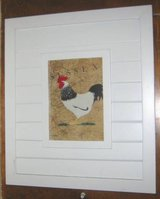 FRAMED CHICKEN PICTURE in Elgin, Illinois