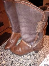 Womens Italian Leather Boots - Very Nice in Fort Belvoir, Virginia