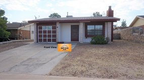 Cozy 2 Bedroom Home w/ Refrigerated A/C! in Fort Bliss, Texas