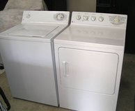 Washer Dryer Set-By GE in Warner Robins, Georgia