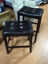 """Closeout 24"""" or 29"""" """"Saddle"""" Barstools in Beaufort, South Carolina"""