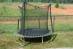 Euc 8 Ft Trampoline with enclosure in Fort Polk, Louisiana