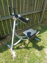 AbCoaster work out machine in Kingwood, Texas