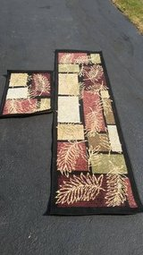 """2 Dalyn Rugs - 20"""" x 30"""" and 24"""" x 84"""" in Morris, Illinois"""