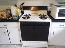 Tappan Gas Stove with bottom broiler in Sugar Grove, Illinois