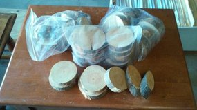 WOOD CIRCLES/SHAPES FOR CRAFTS in Plainfield, Illinois