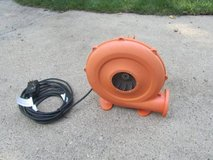 AIR PUMP BLOWER MOTOR Bounce Jump House Water Slide in Orland Park, Illinois