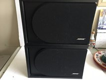 2 Bose 2.2 Series II Direct Reflecting Stereo Bookshelf Speakers in Columbus, Georgia