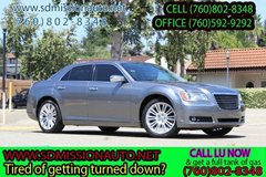 2011 Chrysler 300 Limited Ask for Louis (760) 802-8348 in Camp Pendleton, California
