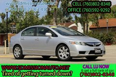 2011 Honda Civic LX Ask for Louis offer expires today (760) 802-8348 in Camp Pendleton, California