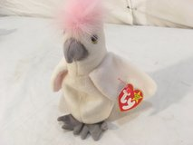 extremely rare retired kuku the bird many ty ear tag / bottom tush tag errors  01373 in Fort Carson, Colorado