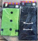 New! Set of 2 Halloween Chair Covers - 2 styles / sizes to choose from in Orland Park, Illinois
