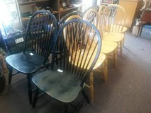 Windsor Chair Assortment in Elgin, Illinois
