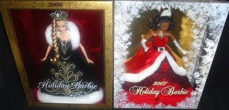 New! Holiday Barbie 2006 Bob Mackie -OR- 2007 Collector in Orland Park, Illinois