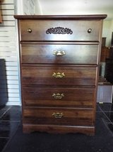 Chest of Drawers*5 drawers*New drawers slides*Ex Cond in Rolla, Missouri