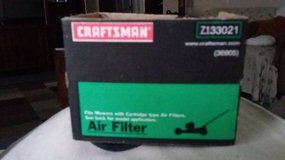 Craftsman Air Filter 2 Pack #7133021 in Moody AFB, Georgia
