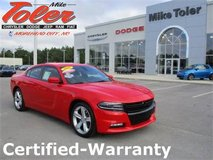 2016 Dodge Charger-Certified-Warranty-(Stk#p2178) in Cherry Point, North Carolina