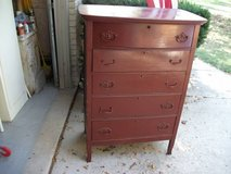 5 VINTAGE DRAWER DRESSER VINTAGE in Westmont, Illinois