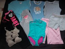 Girls size 10-12 active wear clothes lot in Silverdale, Washington