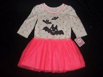 NWT Baby Girls Size 18M Bat Dress in PINK! in Silverdale, Washington