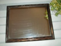 "Wood Beveled Dark Mirror 16""x20"" in Silverdale, Washington"