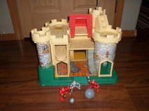 Vintage Fisher Price play family castle from 1974 in Silverdale, Washington