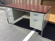 Large Metal Desk in Tacoma, Washington