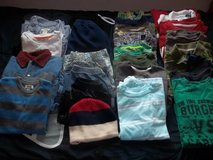 Boys size 7-8 clothes lot in Silverdale, Washington