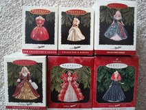 Hallmark Keepsake Ornaments-Holiday/Celebration Barbie in Wheaton, Illinois