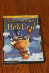Monty Python and the Holy Grail DVD Special Edition in Kingwood, Texas
