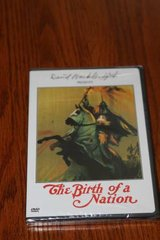 New Unopned The Birth of a Nation DVD in Kingwood, Texas