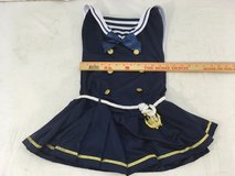 womens halloween leg avenue small sexy sailor us navy boating costume dress  01261 in Fort Carson, Colorado