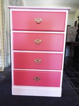Chest of Drawers*4 Drawers*New Slide*Like New in Rolla, Missouri