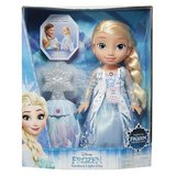 disney frozen northern lights elsa doll 40 phrases colorful lights / music  00136 in Huntington Beach, California