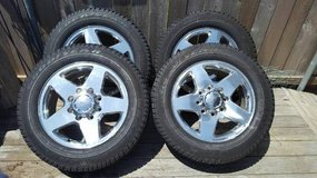 Rims and Tires - LT265/60R20 in New Orleans, Louisiana