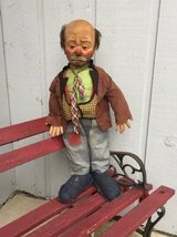 Antique doll in Westmont, Illinois