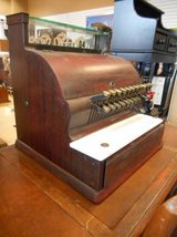 Antique Cash Register in St. Charles, Illinois