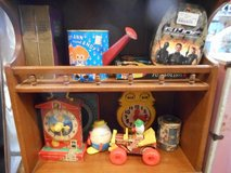 Assorted Vintage Toys in St. Charles, Illinois