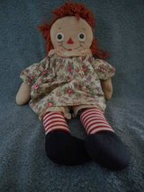 GEORGENE GRUELLE RAGGEDY ANN DOLL ORIGINAL PATENTED  1918-20 in Lake Elsinore, California
