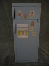 Barbie Blue Refrigerator & School Locker Green Vintage in Lake Elsinore, California