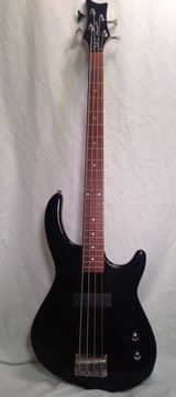 Dean Playmate Bass Guitar - A Sleek Low-End Machine. New Parts. Free Shipping! in Bellaire, Texas