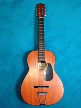 Gremlin G10s Vintage Early 90s Acoustic Guitar. Cool Little Slide Guitar. in Pasadena, Texas